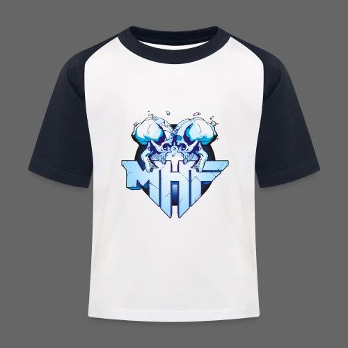 MHF New Logo - Kids' Baseball T-Shirt