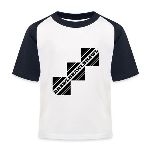 BRAWL TEST - Kinderen baseball T-shirt