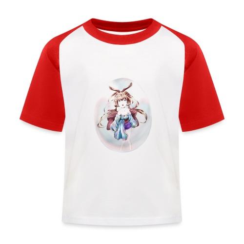 Usagi - Maglietta da baseball per bambini