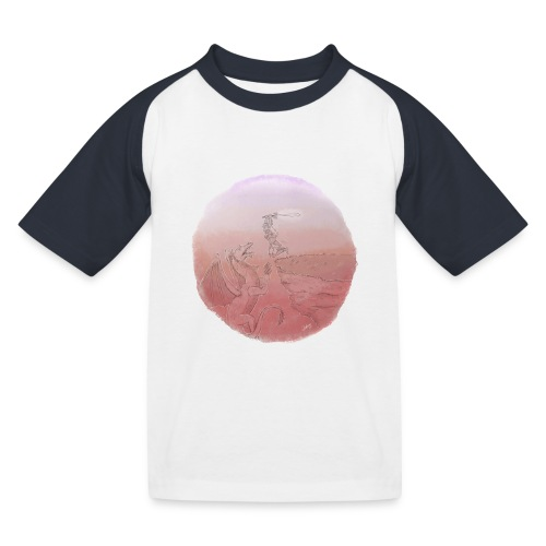 Kill The Dragon - T-shirt baseball Enfant