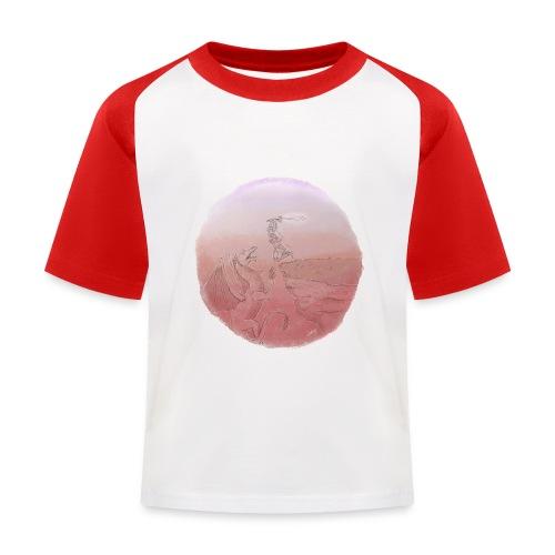 Kill The Dragon - T-shirt baseball Enfant