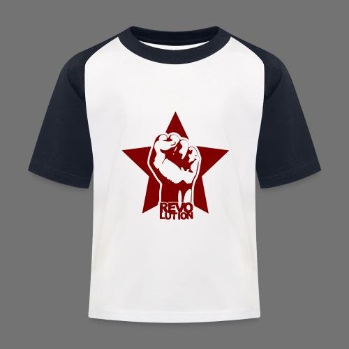 Vallankumous - Lasten pesäpallo  -t-paita