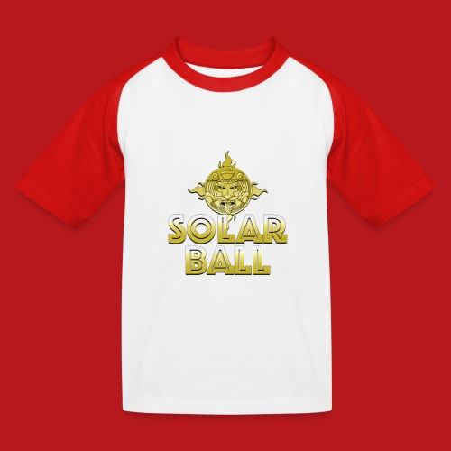 Solar Ball - T-shirt baseball Enfant