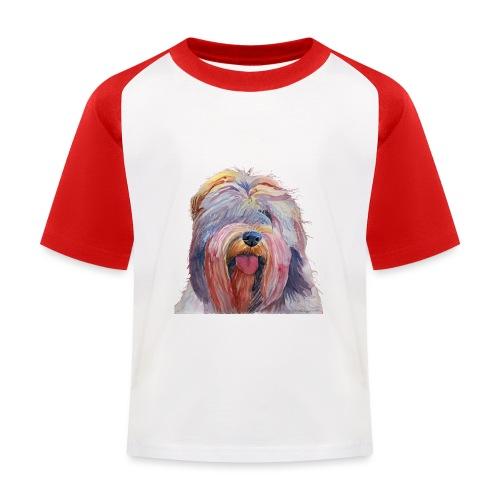 schapendoes - Baseball T-shirt til børn