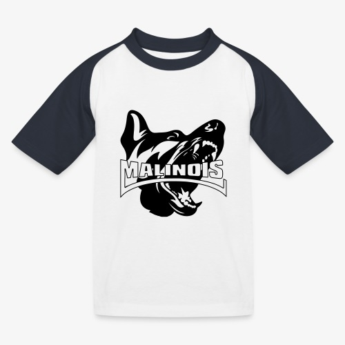 malinois - T-shirt baseball Enfant