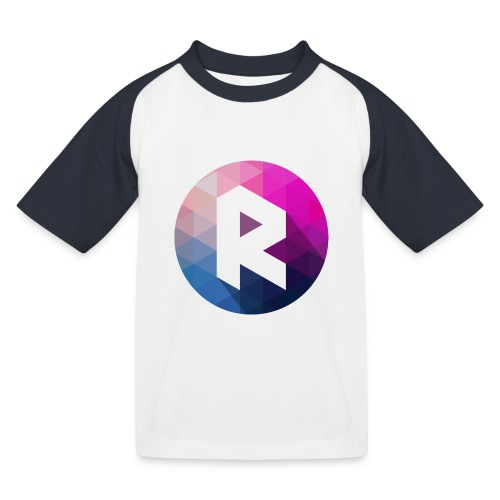 radiant logo - Kids' Baseball T-Shirt