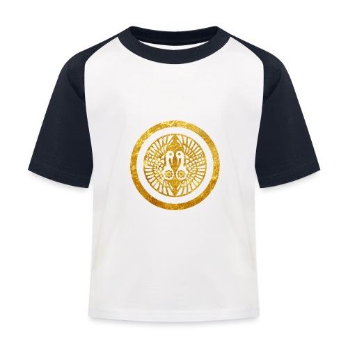 Ikko Ikki Mon Japanese clan - Kids' Baseball T-Shirt