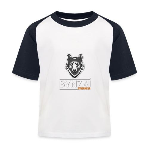 Casquette bynzai - T-shirt baseball Enfant