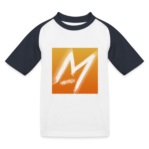 MegaTaza - Kids' Baseball T-Shirt