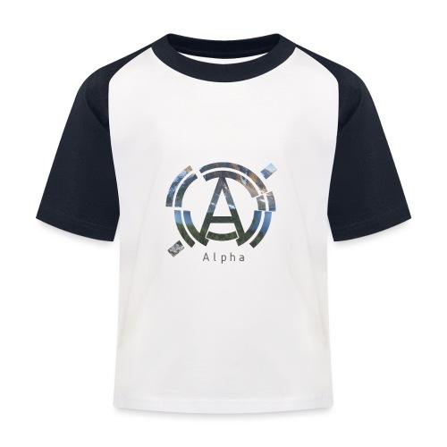AlphaOfficial Logo T-Shirt - Kids' Baseball T-Shirt