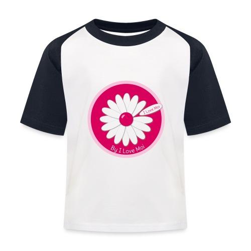 Call me Mademoiselle ! Le TeeShirt by I Love Moi - T-shirt baseball Enfant