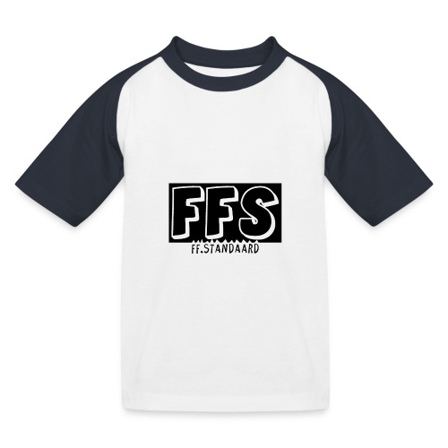Ok doei cap - Kids' Baseball T-Shirt