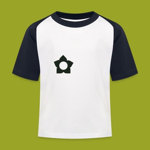 Flower - Kids' Baseball T-Shirt