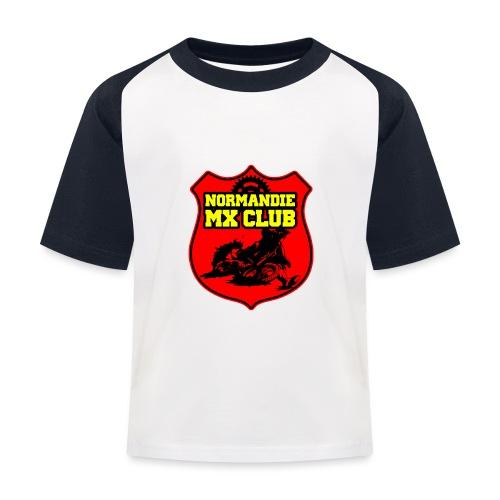Casquette Normandie MX Club - T-shirt baseball Enfant