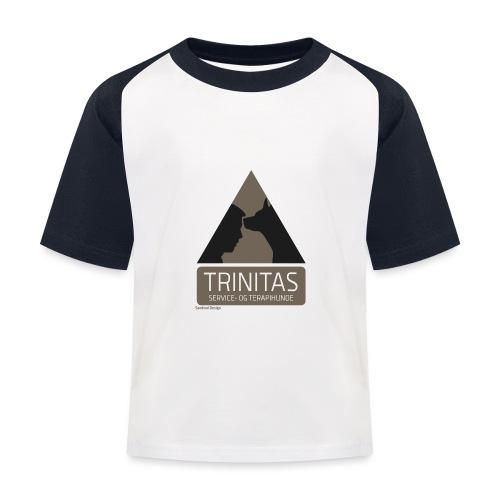 Trinitas Nøglesnor - Baseball T-shirt til børn