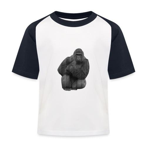 harambe 2k png - Baseball T-shirt til børn