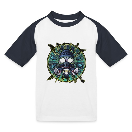 RailleDingue (400ppp - 40 - T-shirt baseball Enfant