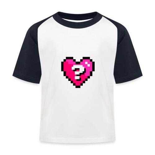 AQuoiValentin - T-shirt baseball Enfant