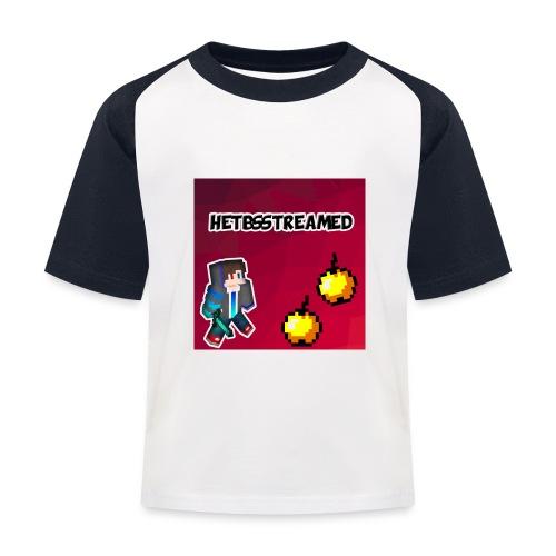 Logo kleding - Kinderen baseball T-shirt