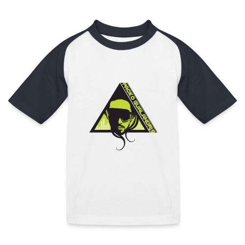 PACKO LOGO 2017 RGB PNG - Kids' Baseball T-Shirt
