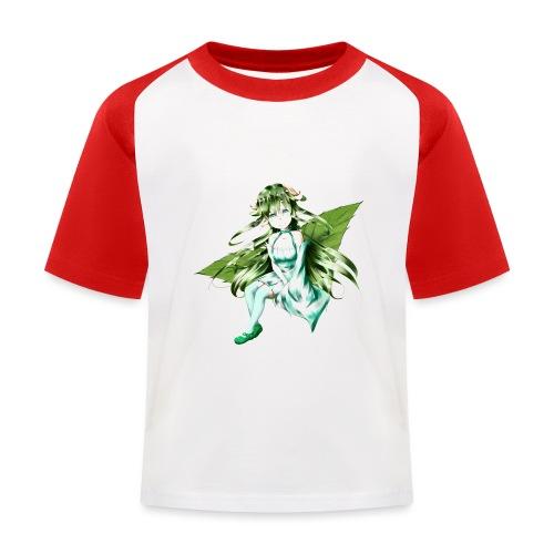 Minto - Maglietta da baseball per bambini