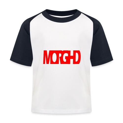 MorgHD - Kids' Baseball T-Shirt