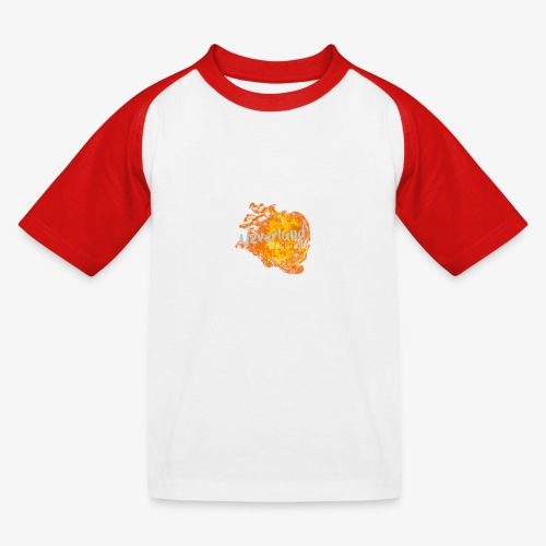 NeverLand Fire - Kinderen baseball T-shirt