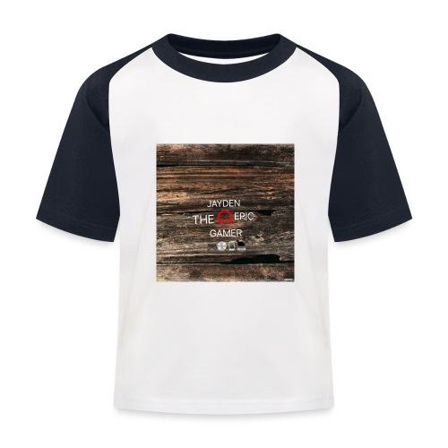 Jays cap - Kids' Baseball T-Shirt