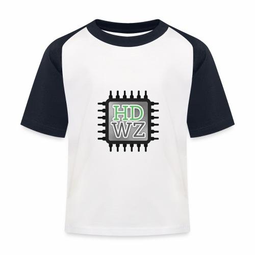 HDwZone - Maglietta da baseball per bambini