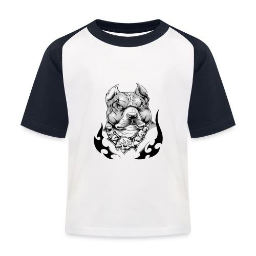 street pitt - T-shirt baseball Enfant