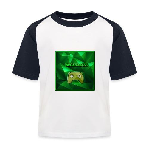 Mrgames455 - Kids' Baseball T-Shirt