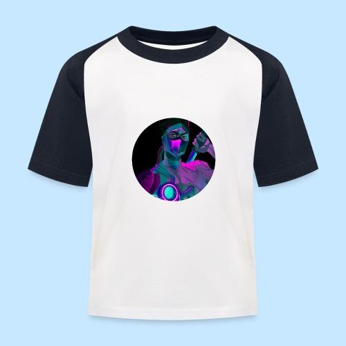 Neon Genji - Kids' Baseball T-Shirt
