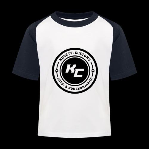 kc_tunnus_2vari - Lasten pesäpallo  -t-paita