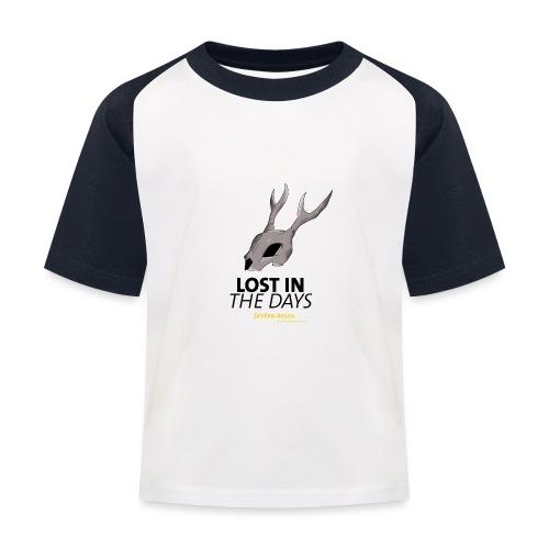 crane sky visu t shirt2 png - T-shirt baseball Enfant