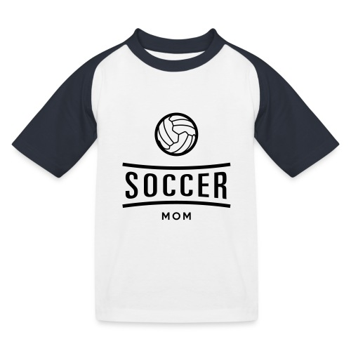 soccer mom - T-shirt baseball Enfant