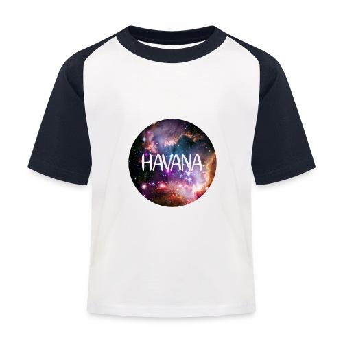 HavanaKosmos - Kinder Baseball T-Shirt