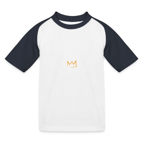 Ballerina - Kinder Baseball T-Shirt