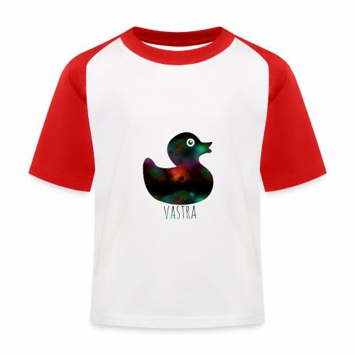 canard - T-shirt baseball Enfant