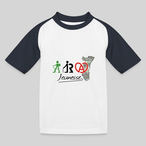 ARA Jeunesse - T-shirt baseball Enfant