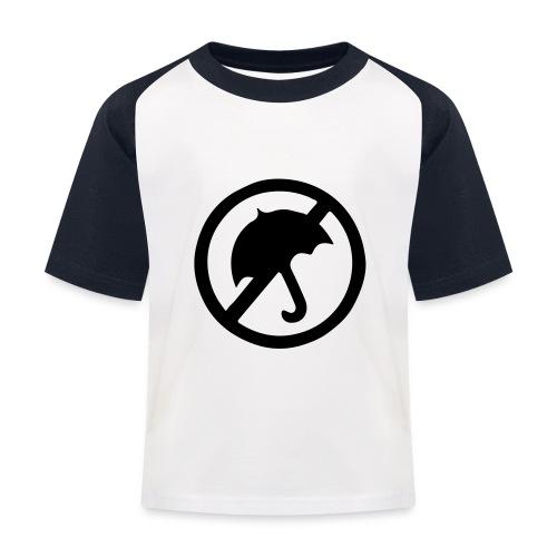 rainmakerlogo - Lasten pesäpallo  -t-paita