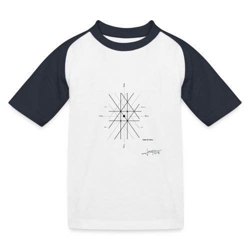 mathematique du centre_de_lunivers - T-shirt baseball Enfant