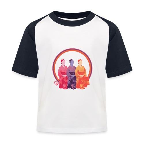 CR - Neon Kimono - Camiseta béisbol niño