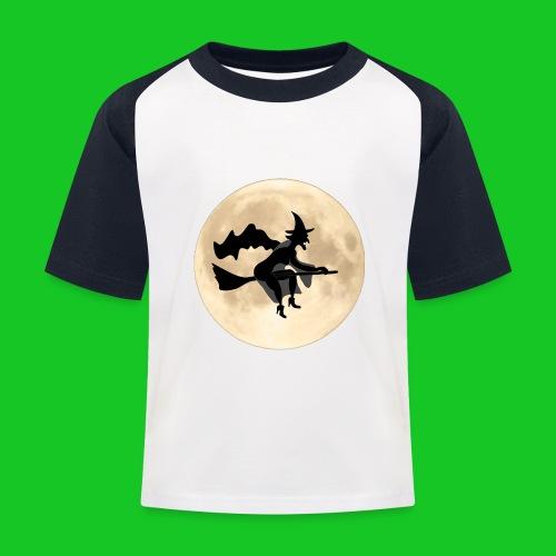 Sexy heks - Kinderen baseball T-shirt