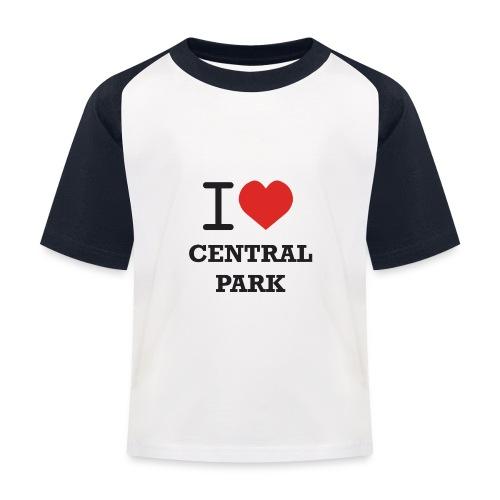 keskuspuisto - Lasten pesäpallo  -t-paita