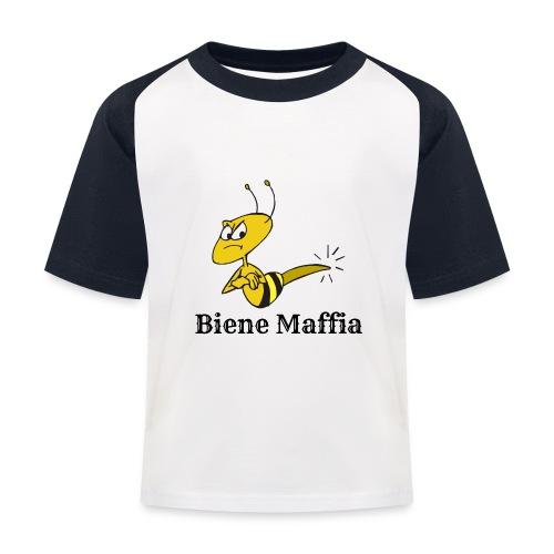 Biene Maffia - Für die ganz Harten - Kinder Baseball T-Shirt