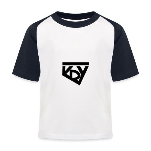 krYLogo - Kinder Baseball T-Shirt