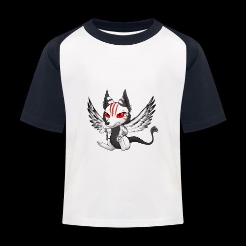 Démon Wolfire - T-shirt baseball Enfant