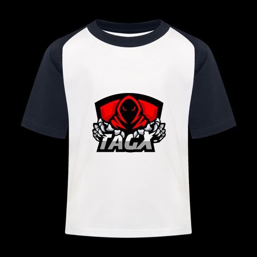 TagX Logo - Lasten pesäpallo  -t-paita