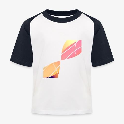 Wave - Maglietta da baseball per bambini