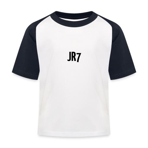jr72 - Kinder Baseball T-Shirt